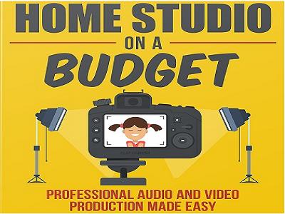 Home Studio On A Budget