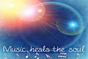 Music heals the soul